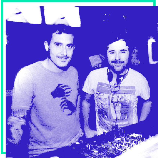 Wooly & Bully DJ's